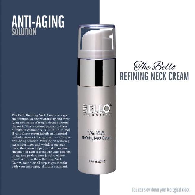 The Bello Refining Neck Cream