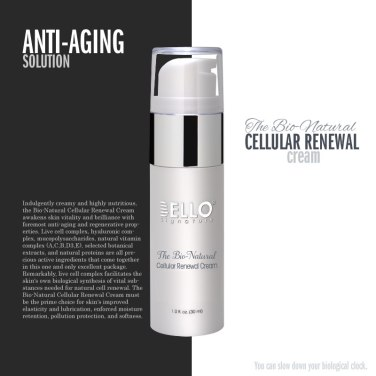 The Bio-Natural Cellular Renewal Cream