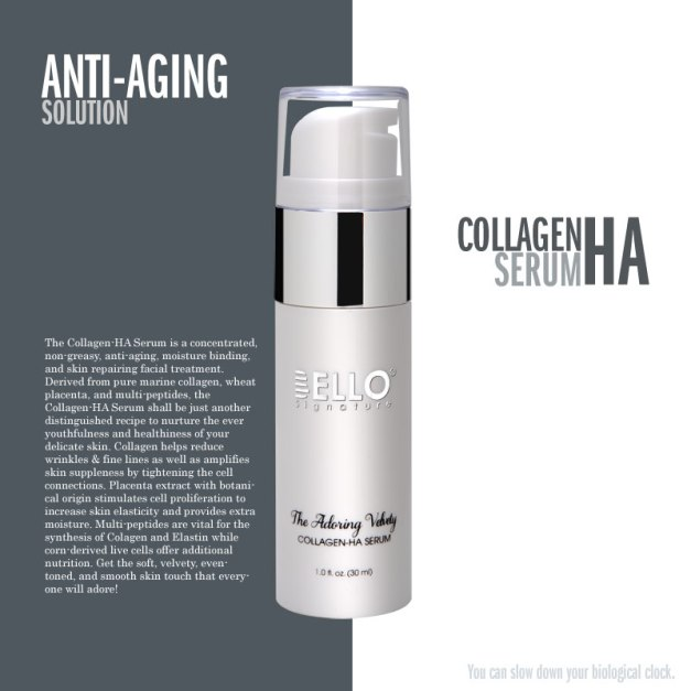 The Adoring Velvety Collagen-HA Serum