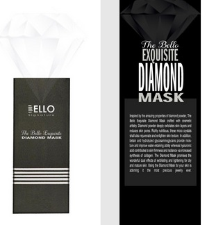 The Bello Exquisite Diamond Mask