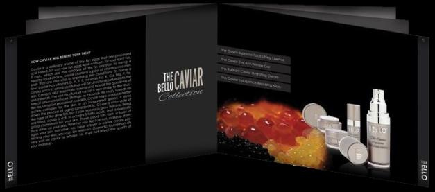 Bello Caviar Catalog