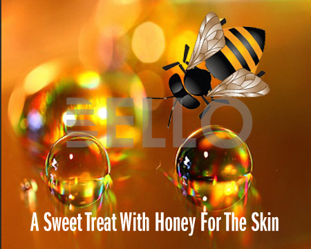 A Sweet Treat With Honey For The Skin