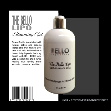 THE BELLO LIPO SLIMMING-GEL