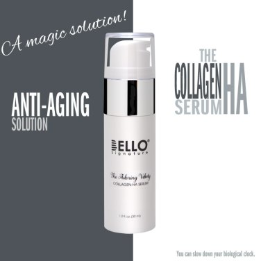 Collagen-HA Serum - A magic solution.
