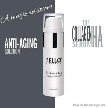 Collagen-HA Serum - A magic solution.