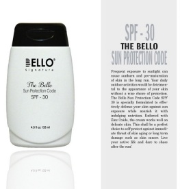 Bello Sun Protection Code SPF-30