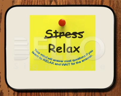 7 SIMPLE WAYS TO RELIEVE STRESS