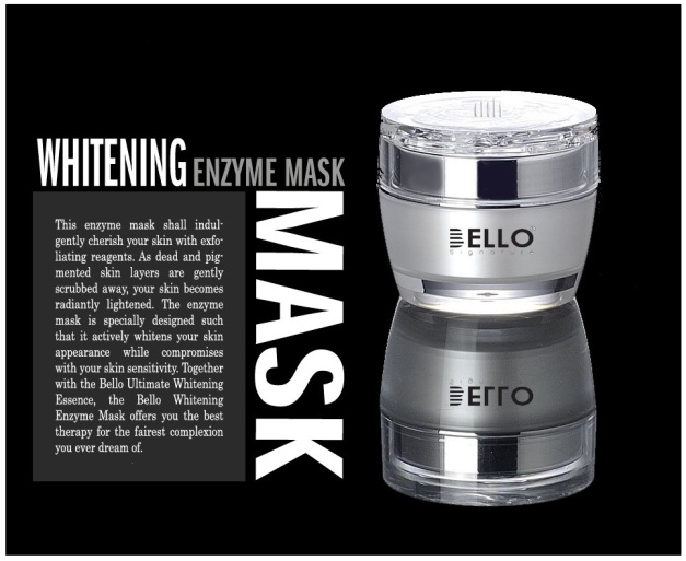 Whitening Enzyme Mask